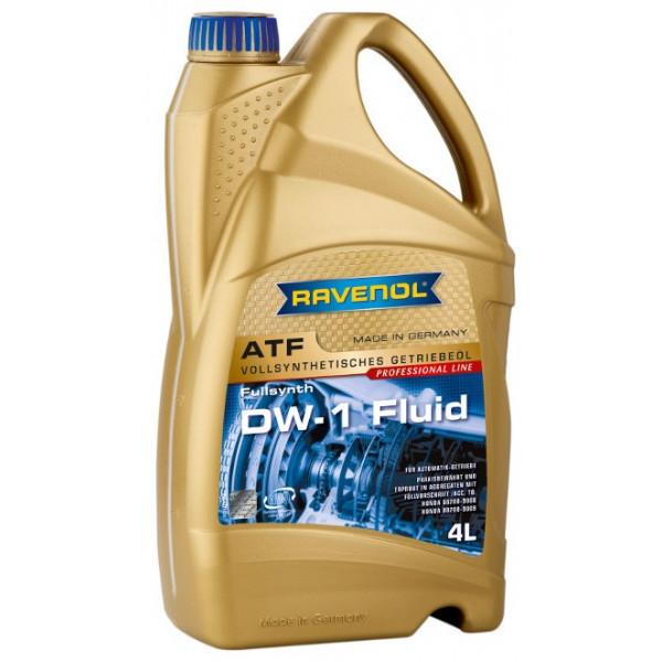 Ravenol ATF DW-1 Fluid, 4L