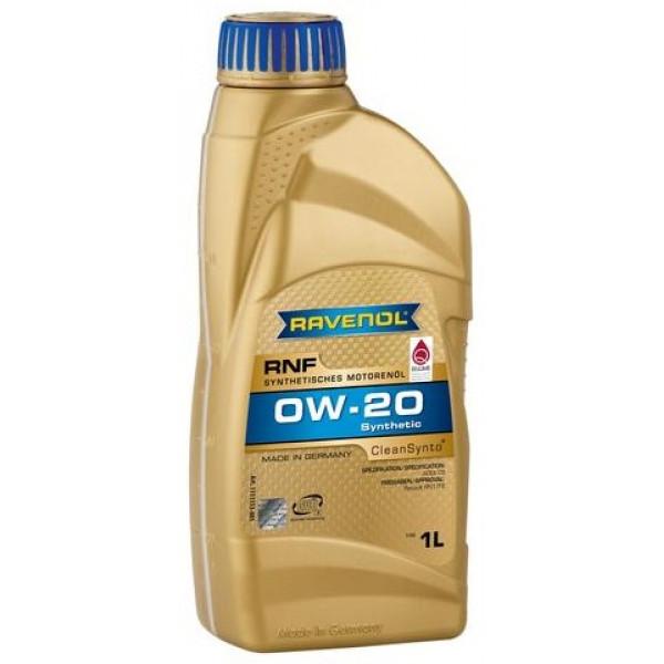 Ravenol RNF 0W-20, 1L