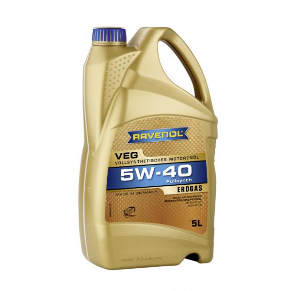 Ravenol VEG 5W-40, 5L