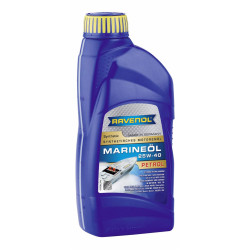 Ravenol Marine Oil Petrol 25W-40 Synthetic, 4L