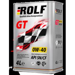 Rolf GT 0W-40, 4L