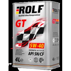 Rolf GT 5W-40, 4L