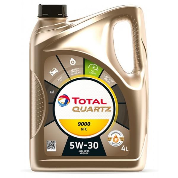 Total Quartz 9000 Future NFC 5W-30, 4L