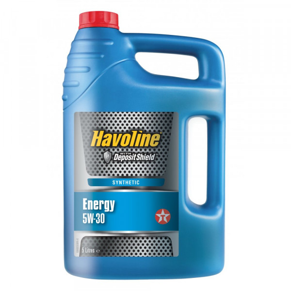 Texaco Havoline Energy 5W-30, 4L