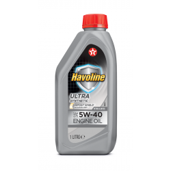 Texaco Havoline Ultra 5W-40, 1L