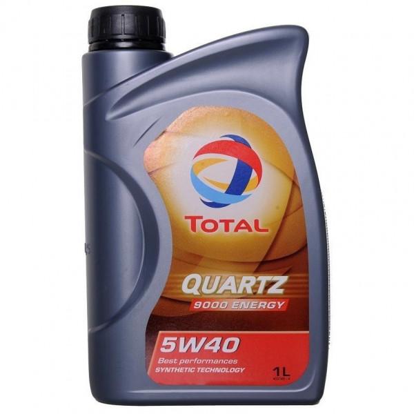 Total Quartz 9000 Energy 5W-40, 1L