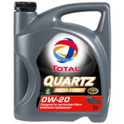 Total Quartz Ineo First 0W-20, 5L