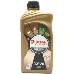 Total Quartz Ineo Xtra Dynamics 0W-20, 1L