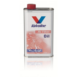 Valvoline Air Filter Oil, 1L