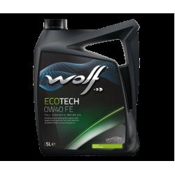 Wolf Ecotech FE 0W-40, 5L