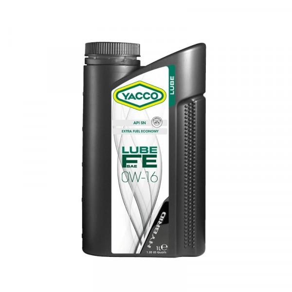 Yacco Lube FE 0W-16, 1L